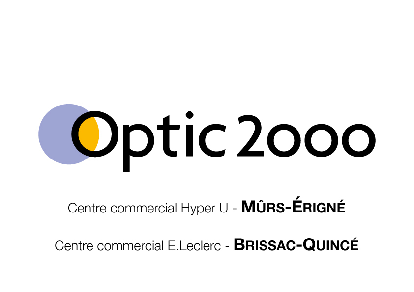 OPTIC 2000 MURS ERIGNE / BRISSAC